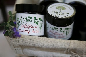 Wildflower healing salve photo